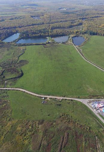 Общая площадь Victoria Industrial Park: